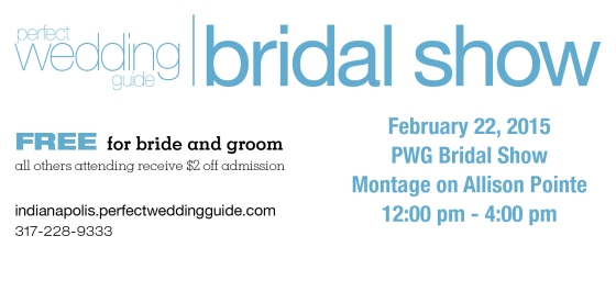 PWG Bridal Show Montage at Allison Pointe 2015