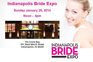 Indianapolis Bride Expo Jan 2014