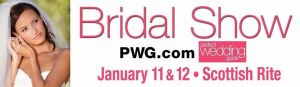 Perfect Wedding Guide Bridal Show Jan 2014