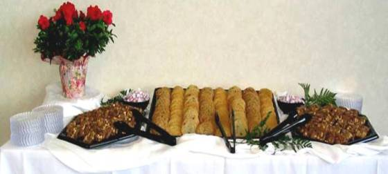 a la carte catering picture