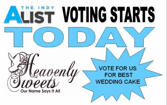 Voting Starts TODAY 2014 Indy's A List