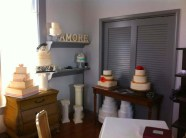 Lots of cakes and style to look at.